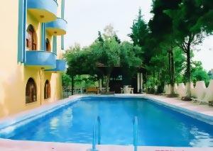 Bellamaritimo Hotel, Pamukkale, Turkey, Uppleva världen på kulturella destinationer i Pamukkale